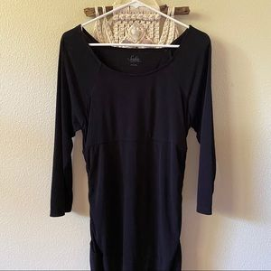 SOFIA VERGARA BLACK BODYCON DRESS